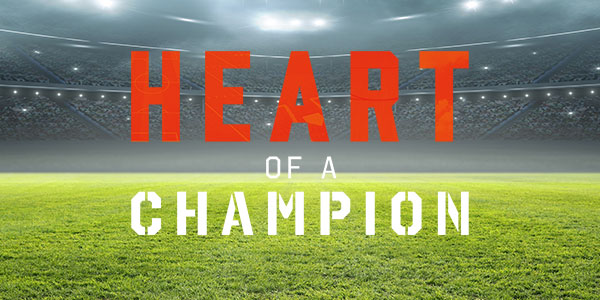 Heart of a Champion by Mega Sports Camp VBS 2020