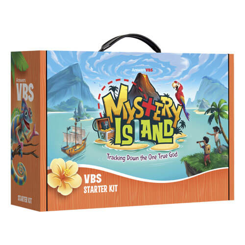 Mystery Island | Answers in Genesis VBS 2020