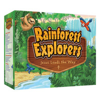 Rainforest Explorers VBS Starter Kit