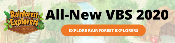 Rainforest Explorers VBS 2020
