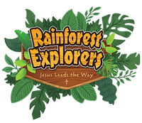 Rainforest Explorers Logo