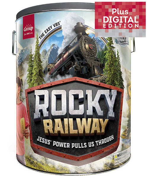 Rocky Railway VBS 2020 Starter Kit + Digital