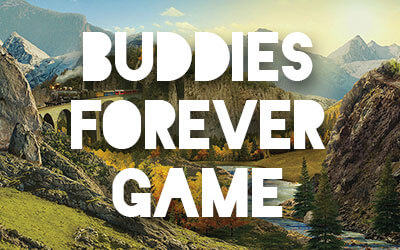 Rocky Railway Buddies Forever Game