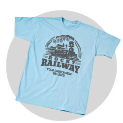 Rocky Railway Custom Shirts