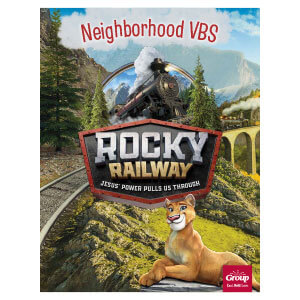Rocky Railway Neighborhood VBS Guide