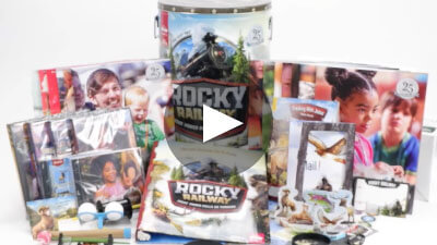 Unpacking the Rocky Railway Starter Kit