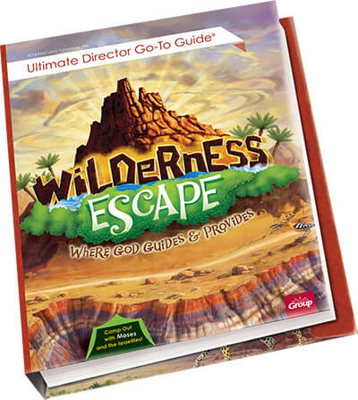 Wilderness Escape Ultimate Director Go-To Guide