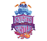 Knights of North Castle VBS 2020 Logo