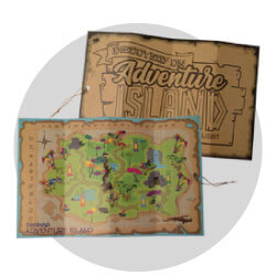 Discovery on Adventure Island Student Resources