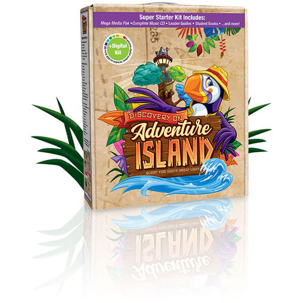 Discovery on Adventure Island Super Starter Kit