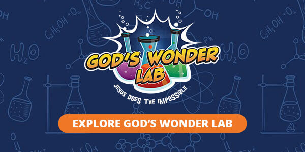 God's Wonder Lab