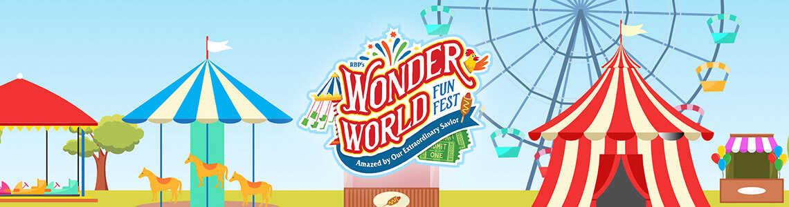 Wonder World funfest VBS 2021 by RBP