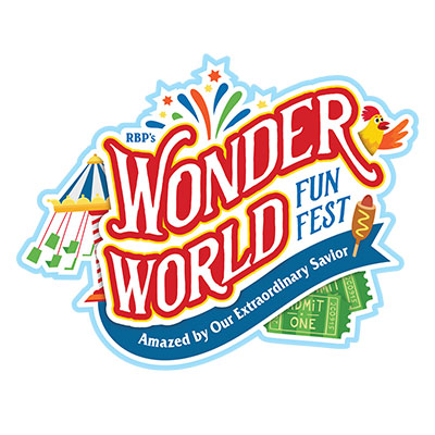 Wonder World Funfest Logo Set