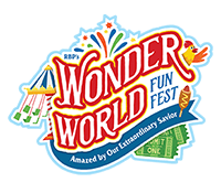 Wonder World Funfest VBS Logo
