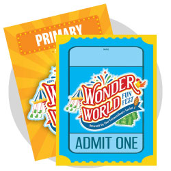 Wonder World Funfest Student Resources