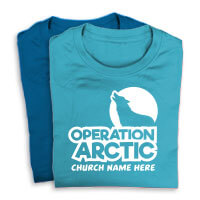 Arctic Theme Shirts