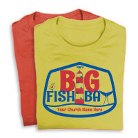 Big Fish Bay Shirts