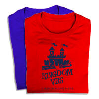 Kingdom Theme Shirts