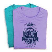 Knights of North Castle Shirts