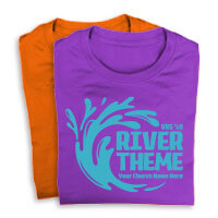 River Theme Shirts