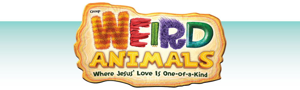 Weird Animals Vbs 1