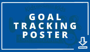 Download Goal Tracking Poster