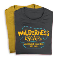 Wilderness Escape Shirts